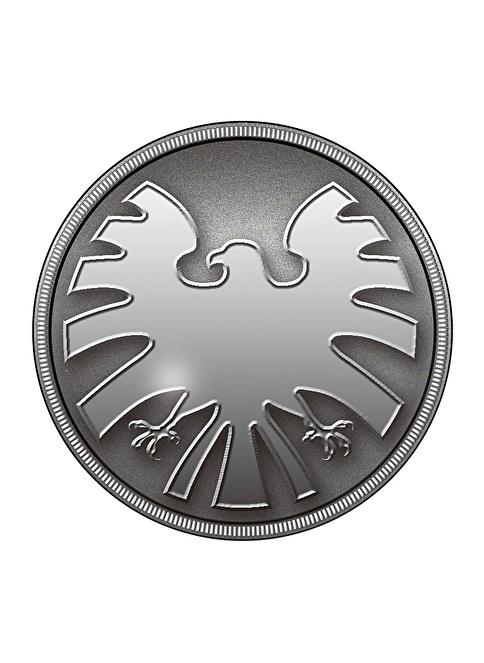 Monogram International Avengers Shield Logo Pin Renkli